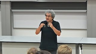 "Prof. Carlo Rovelli – ""What is time?"""