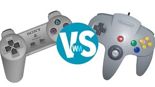 Nintendo 64 VS PlayStation One