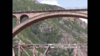 "Iran Historic Bridge ""Veresk"" ! پل ورسک ،رضا شاه بزرگ و نقشه جهان"