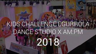 Kids Challenge Egurrola Dance Studio