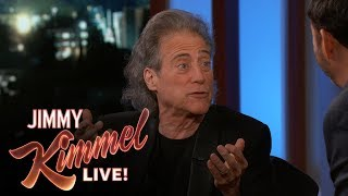 YouTube EXCLUSIVE– Jimmy Kimmel Interviews Richard Lewis