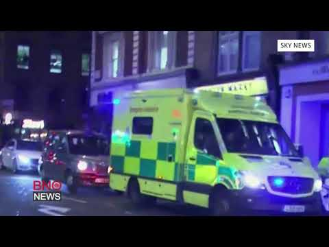 Police Respond to 'shooting' on Oxford Street in London