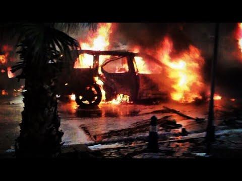 Car bomb explodes near U.S. consulate in Iraq