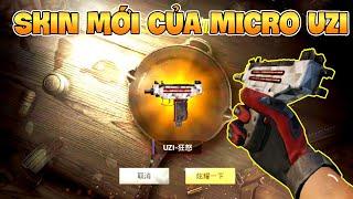Pubg Mobile : Quay Và Test Skin Trifecta Micro UZI Mới | Việt Thắng Gaming