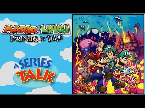 Mario and Luigi - A Series Talk Part 2: Partners in Time Review