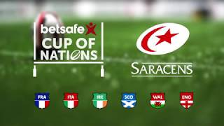 Betsafe Cup of Nations - Episode 3 (Ping Pong Line Out)