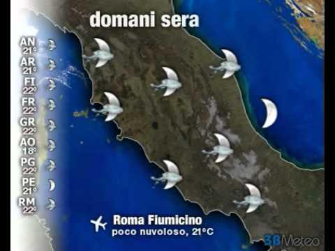 Meteo ITALIA del 17/09/2012