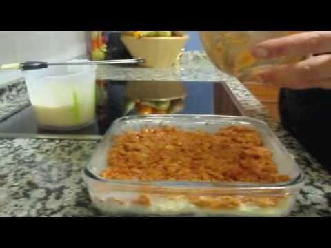 Empanada de pan de molde