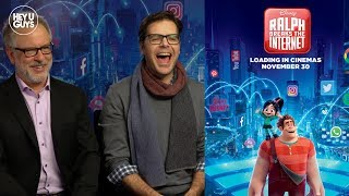 Directors Rich Moore And Phil Johnston On Breaking The Internet In Wreck-It Ralph 2