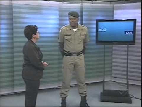Sgt Teodoro fala sobre ocorrências de falsa denúncia de crime