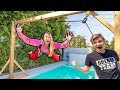 DONT BELLY FLOP CHALLENGE!!
