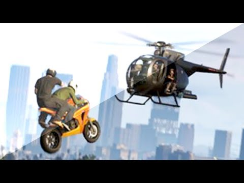 "GTA 5 AMAZING STUNTS & FAILS!! ""IGNITE"""
