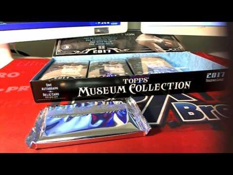 2017 Topps Museum Baseball ID 17MUSBB118