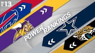 Week 13 Power Rankings   NFL