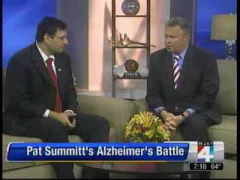 Dr. Narvel Talks About Alzheimer's Disease on WJXT