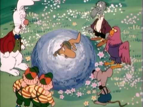 Alice In Wonderland (1983) - Episode 5: The White Rabbit's House video