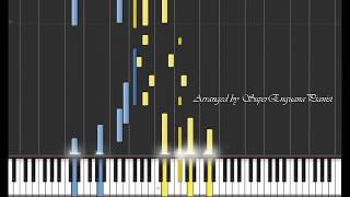 Best Piano Tutorial Beauty and the Beast - Tale as old as Time