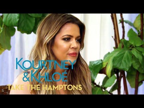 Does Khloé Kardashian Really Want a Boyfriend? | Kourtney & Khloé Take the Hamptons | E!