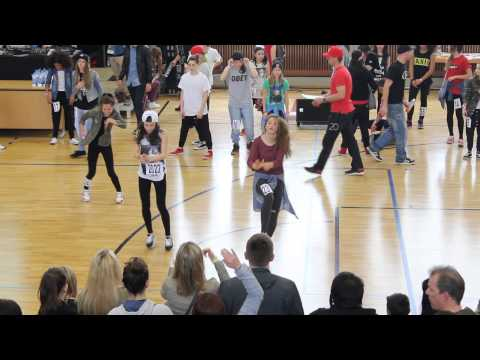 Katinka Junior Solo Girls Süddeutsche Hip Hop Meisterschaft Taf 2013 video