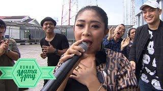 Lagunya Enak Banget! Duo Anggrek GOYANG NASI PADANG  - Rumah Mama Amy (23/11)