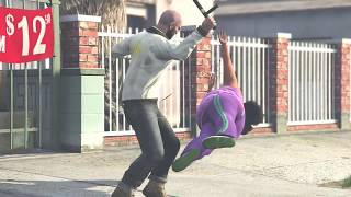 Sly Shooter - GTA 5 Funny/Brutal Moments Compilation Vol.87