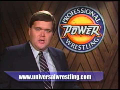 Power Pro Wrestling 34 Preview Mid-South UWF Video