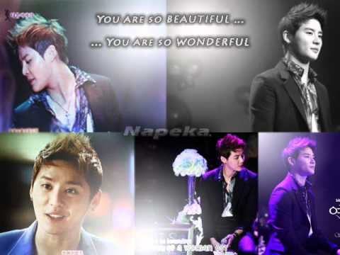 OST. Scent of a Woman Kim Junsu - You Are So Beautiful ++REAL...