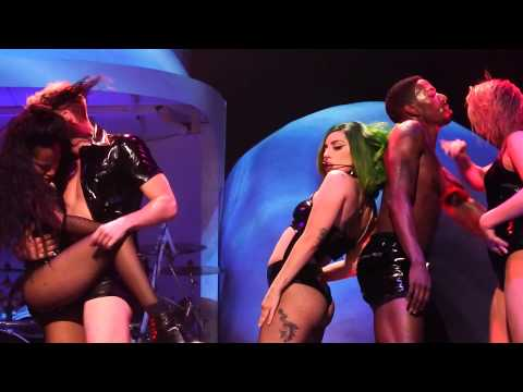 Lady Gaga - Sexxx Dreams (buffalo #artrave) video