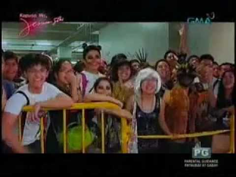 Lady Gagita and Pinoy Little Monsters at Kapuso Mo Jessica Soho...