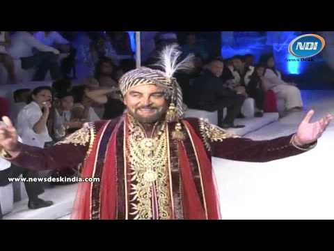 J.J. Valaya Collection: India Bridal Fashion Week 2013