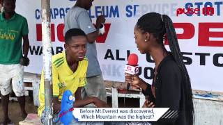 Pulse TV-THINK YOU'RE SMART? - EPISODE 5
