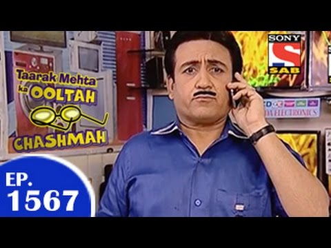 Taarak Mehta Ka Ooltah Chashmah - तारक मेहता - Episode 1567 - 19th December 2014 video