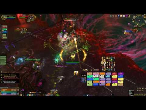 Brothers in arms vs Cenarius HC second kill