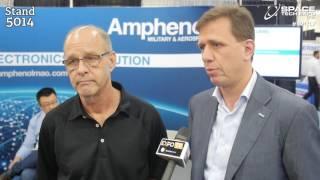 Amphenol speaks to EXPO TV