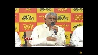 TDP Leader Ravula Chandra Sekar Reddy Press Meet