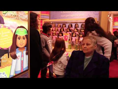 My First American Girl Doll Experience   Atlanta Ga.