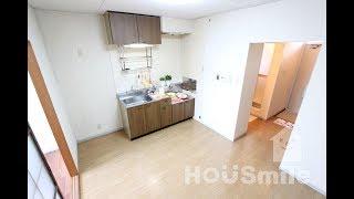 北島田町 アパート 1DK B101の動画説明