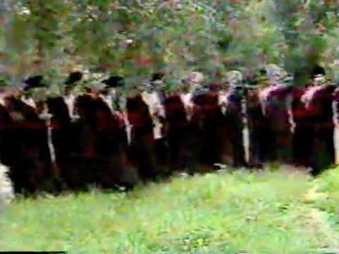 Чеченская эстрада, группа солистов  ...Назма...  VOB