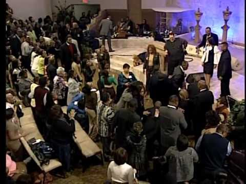 God moving through Prophet Brian Carn @ The River in Durham, NC #5