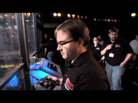 BattleBots 09 Rough Live LineCut Brutality vs Root Canal 5 of 5.m4v
