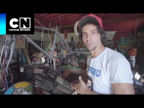 UM VÍDEO AUTORAL BRUTAL (É QUASE UM DOCUMENTÁRIO!) | Irmão do Jorel | Cartoon Network thumbnail