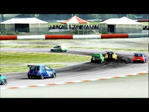 Renault Twingo Sport Cup – Nurburgring Grand Prix Circuit – Short Circuit