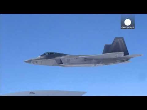 US begins advanced warplane deployment to bolster NATO allies