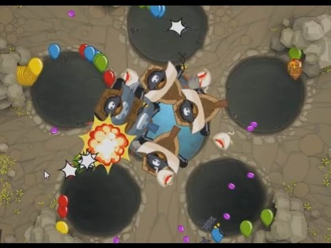BTD5 - Tar Pits - Easy - You're So Silly Chris