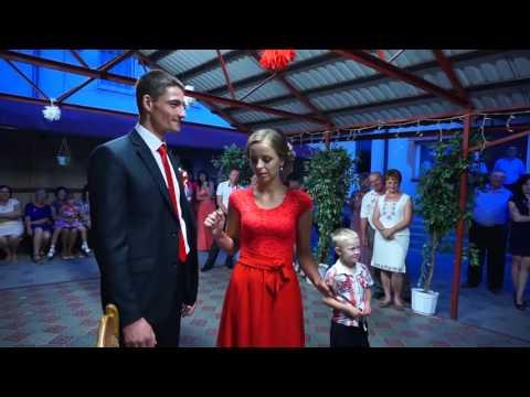 Весільний конкурс з дружбами та дружками -Гурт Квадро - музика на весілля