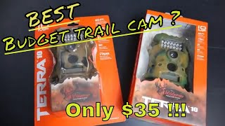 Wildgame Innovation Terra 10=Good budget trail cam ?