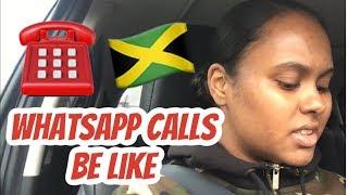 Whatsapp calls be like... | Majestie [Comedy Sketch]