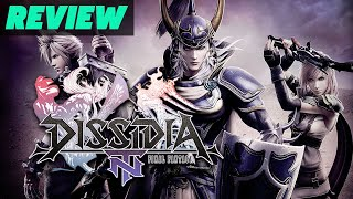Dissidia: Final Fantasy NT Review