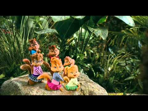 The Chipettes - Bad Romance - Lady Gaga Music Videos