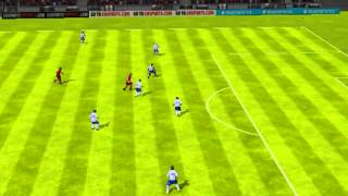 FIFA 13 iPhone/iPad - FC Alex vs. Vålerenga